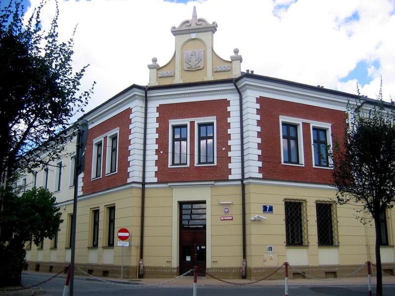 Sąd po remoncie w 2006 r.